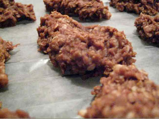 No-Bake Cookies | It Bakes Me Happy