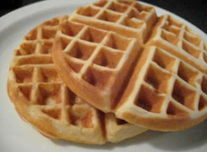 Belgian Waffles | It Bakes Me Happy