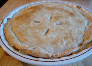 Chicken Pot Pie…