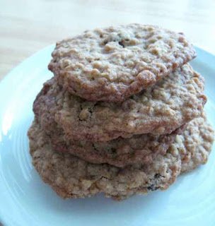 Oatmeal Raisin Cookies…
