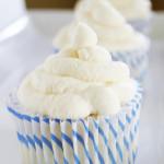 Angel Food Cupcakes | It Bakes Me Happy