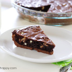 Ultimate Brownie Pie