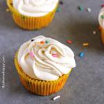 Classic Funfetti Cupcakes