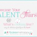 Showcase Your Talent Thursday