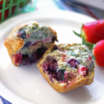 Very Berry Muffins | It Bakes Me Happy
