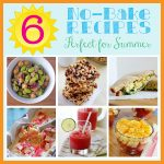 6 No-Bake Recipes for Summer | It Bakes Me Happy