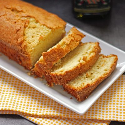 Olive Oil Pound Cake #PantryInsiders