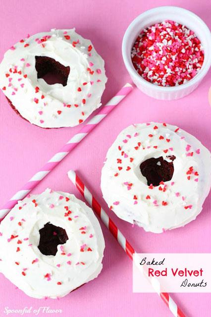 Red-Velvet-Donuts