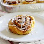 Sweet Potato Cinnamon Rolls