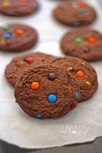 Ultimate Chocolate Cookies | It Bakes Me Happy