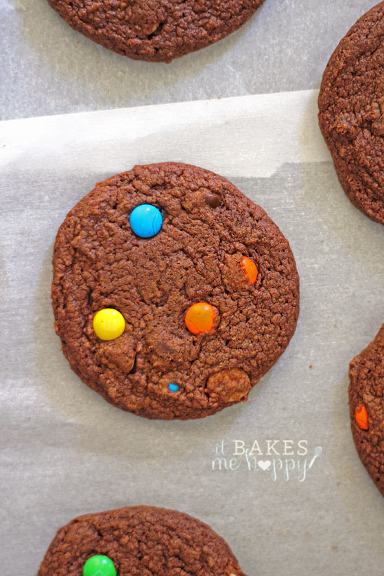 Ultimate Chocolate Cookies | It Bakes Me Happy