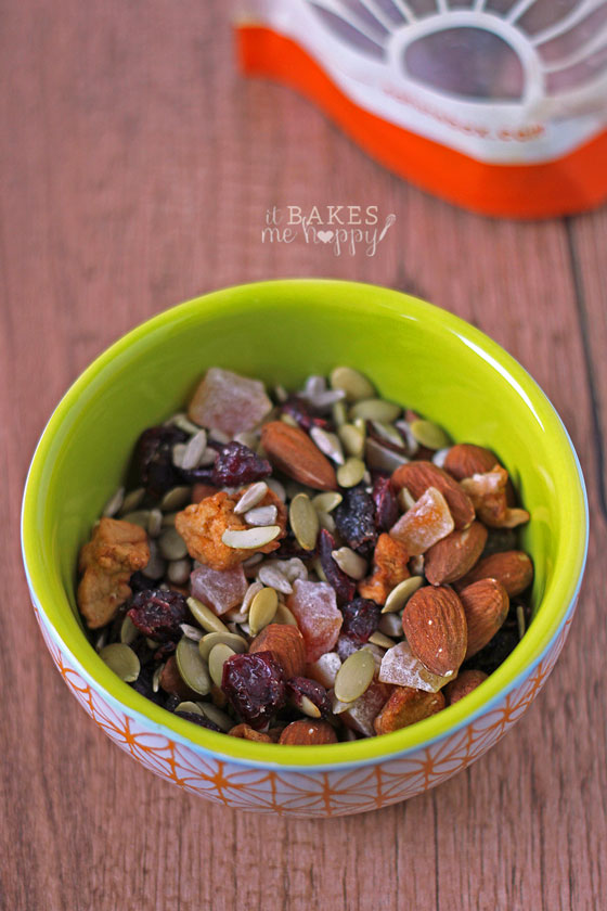 Pumpkin Cranberry Crave #Fall4NatureBox