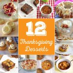 12 Thanksgiving Dessert Alternatives to Pumpkin Pie