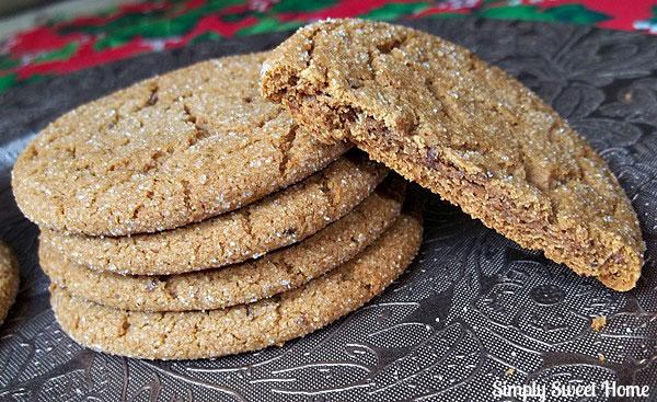 Molasses-Cookie