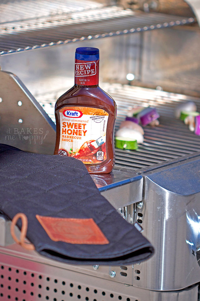 Kraft Sweet Honey Barbecue Sauce