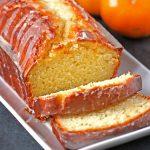 Glazed Tangerine Cake