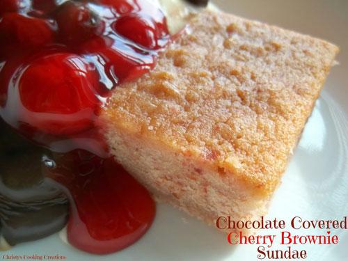 Hot-Fudge-and-Cherry-Brownies