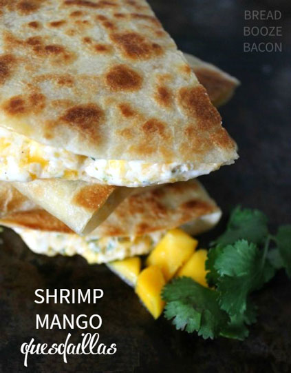 Shrimp-Mango-Quesadilla