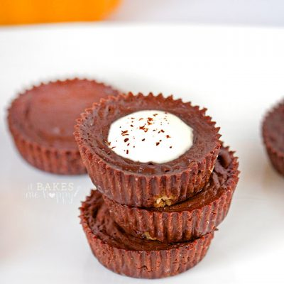 Gluten Free Chocolate Mini Pies