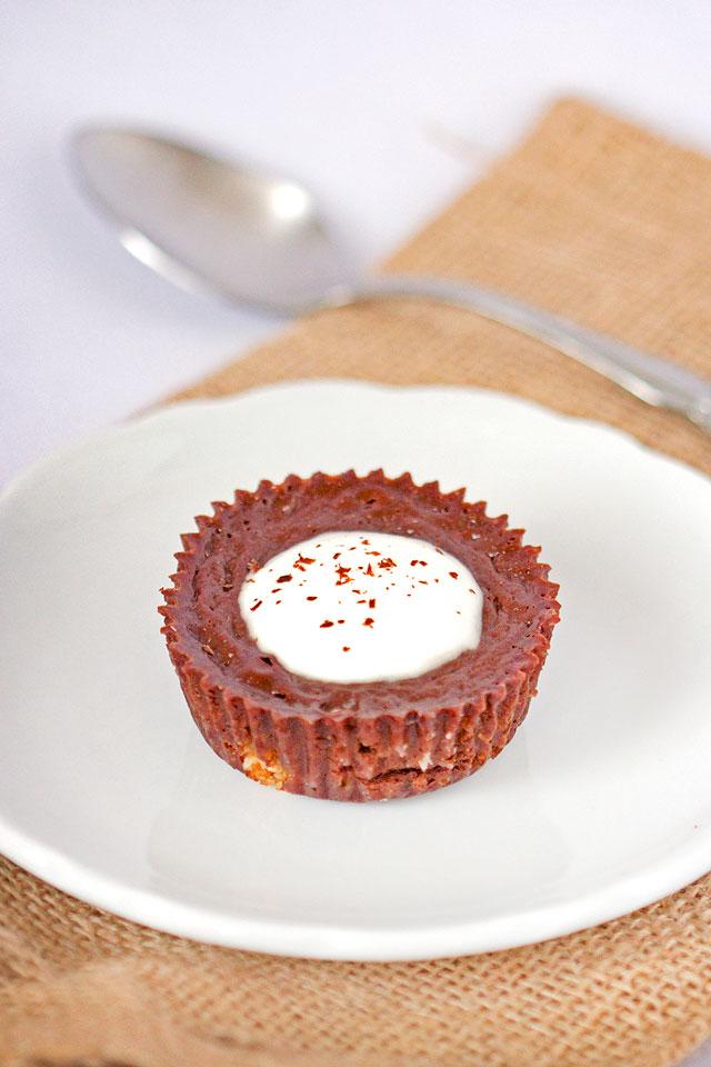 Gluten Free Chocolate Mini Pies