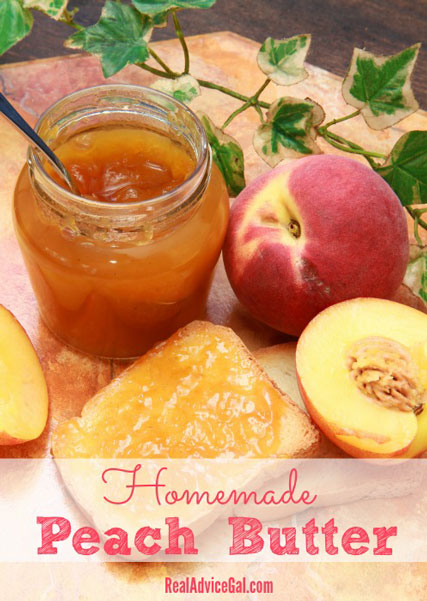 Homemade-Canned-Peach-Butter