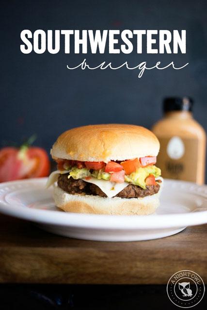 Southwestern-Burger