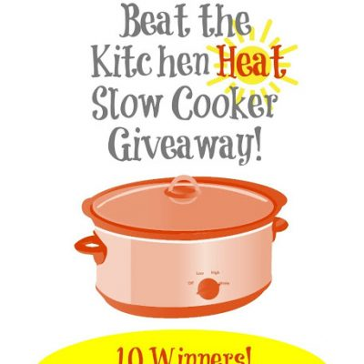 Beat the Kitchen Heat Giveaway