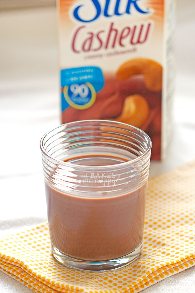 Silk Chocolate Cashew Milk
