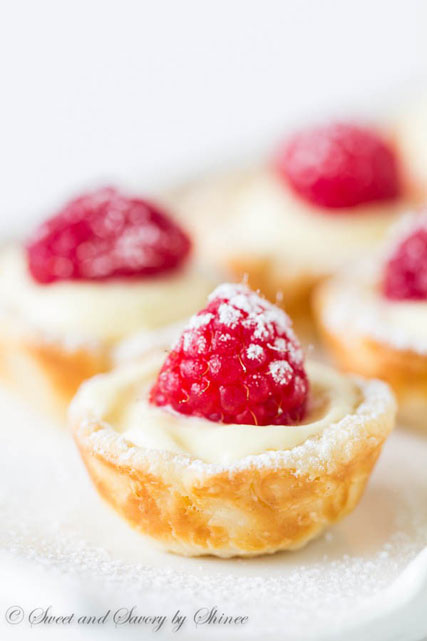 Lemon-Raspberry-Tartlets