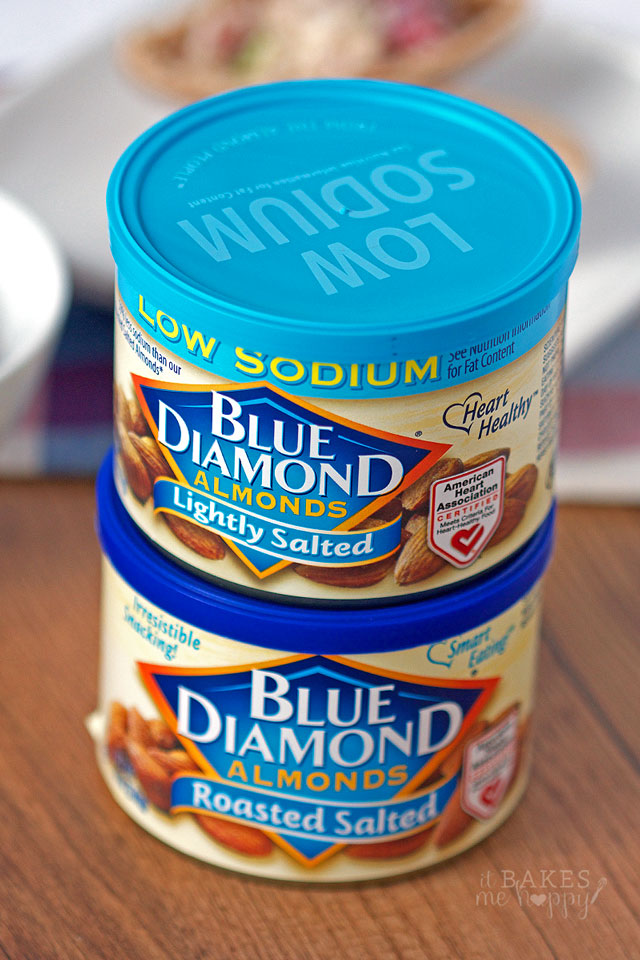 Lightly Salted Blue Diamond Almonds