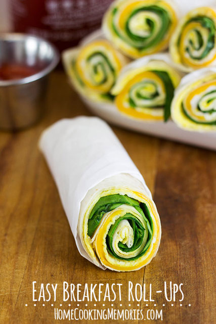 Easy-Breakfast-Roll-Ups