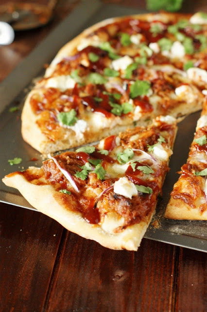 Pulled-Pork-BBQ-Pizza