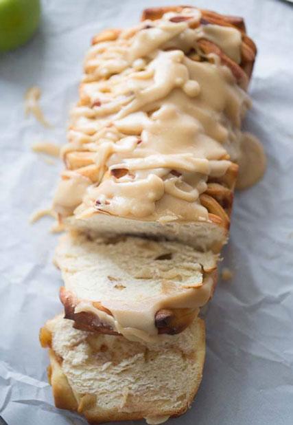 Apple-Pull-Apart-Bread