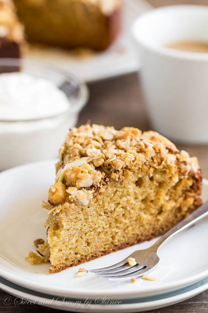 Pear-Coffee-Cake