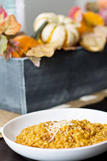 Creamy-Pumpkin-Risotto