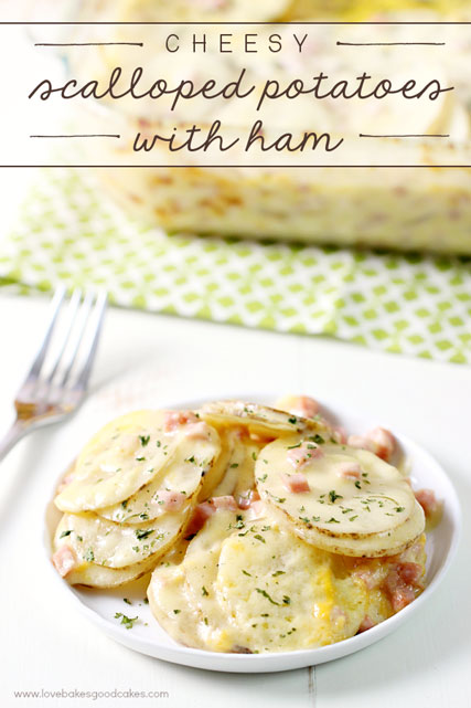 Ham-Scalloped-Potatoes