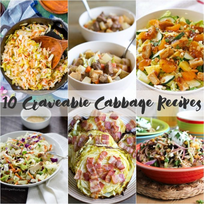 Feast & Devour Cooking Club - Cabbage recipes
