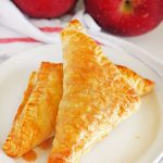 Easy Apple Cinnamon Turnovers