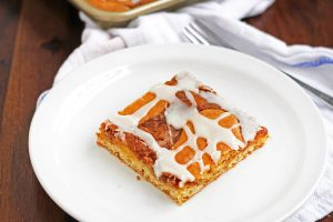Brown Sugar Cinnamon Coffeecake
