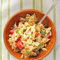 Chicken Taco Pasta Salad