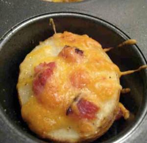 Individual Scalloped Potatoes   It Bakes Me Happy