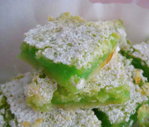 Sweet and tart with just enough of a crust to hold it all together, these refreshing Lemon-Lime Bars are the perfect summer dessert.