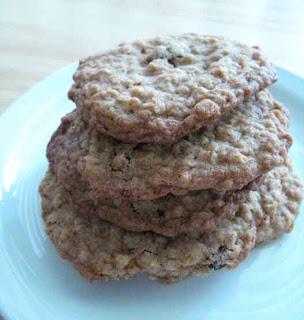 Oatmeal Raisin Cookies…