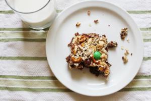 Monster Brownies | It Bakes Me Happy