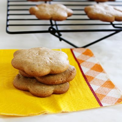 Lemon Ginger Snaps
