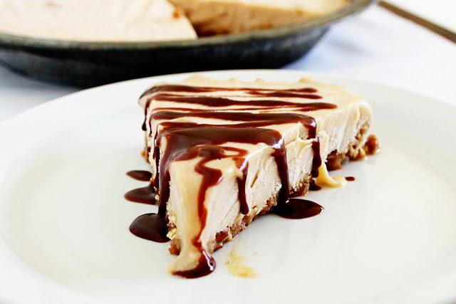 Peanut Butter Freezer Pie