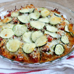 Vegetable Gratin: Secret Recipe Club Reveal