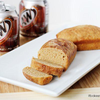 Cinnamon Sugar Root Beer Bread