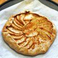 Apple Cinnamon Galette