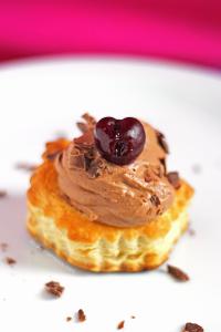 Chocolate Mousse Tart | It Bakes Me Happy